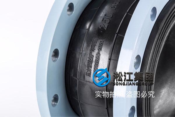 DN250橡胶接头